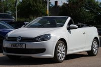 2016 VOLKSWAGEN GOLF 2.0 SE TDI BLUEMOTION TECHNOLOGY 2d 109 BHP £10995.00
