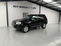 USED 2009 59 LAND ROVER FREELANDER 2.2 TD4 E XS 5d 159 BHP Huge Spec! Full Service History!