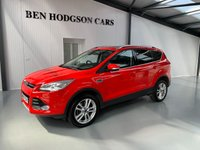 USED 2015 64 FORD KUGA 2.0 TITANIUM X TDCI 5d 177 BHP Only 42k Miles! Huge Spec!