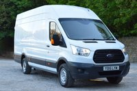 USED 2015 15 FORD TRANSIT 2.2 350 H/R P/V 5d 124 BHP