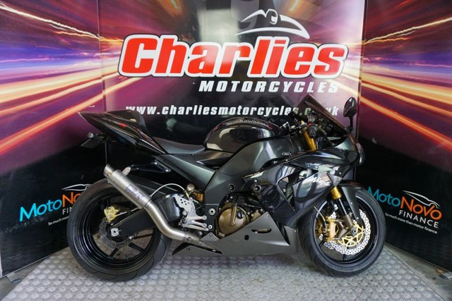 View our KAWASAKI ZX10 R