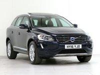 2016 VOLVO XC60 2.0 D4 SE LUX NAV 5d AUTO 188 BHP £17719.00