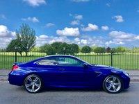 2013 BMW M6 4.4 M6 2d AUTO 553 BHP £34995.00