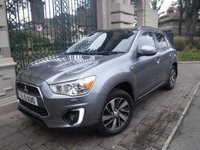USED 2015 15 MITSUBISHI ASX 2.3 DI-D 4 5d AUTO 147 BHP ****FINANCE ARRANGED****PART EXCHANGE WELCOME***1OWNER*FULL MITSUBISHI SH*CRUISE*FULL LEATHER*PAN ROOF
