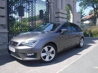 USED 2016 66 SEAT LEON 2.0 TDI FR TECHNOLOGY 5d 184 BHP ****FINANCE ARRANGED****PART EXCHANGE WELCOME**PART LEATHER*CRUISE*SAT NAV*BTOOTH*REAR PS*STOP/START