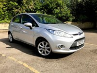USED 2012 62 FORD FIESTA 1.4 ZETEC TDCI 5d DEALER PX CLEARANCE READ THE ADVERT 64K  1 FORMER KEEPER, 64K 6 SERVICES READ FULL ADVERT,