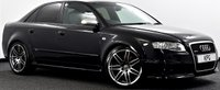 USED 2007 07 AUDI RS4 SALOON 4.2 V8 quattro 4dr RS Buckets, Sunroof, 13 Stamps