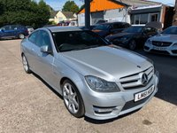 2011 MERCEDES-BENZ C CLASS 2.1 C250 CDI BLUEEFFICIENCY AMG SPORT ED125 2d AUTO 204 BHP £9750.00