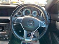 USED 2011 61 MERCEDES-BENZ C CLASS 2.1 C250 CDI BLUEEFFICIENCY AMG SPORT ED125 2d AUTO 204 BHP