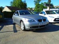 USED 2004 04 BMW 5 SERIES 3.0 530D SE 4d 215 BHP