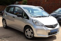USED 2014 14 HONDA JAZZ 1.2 I-VTEC S 5d 89 BHP ****  BEAUTIFUL CONDITION ****