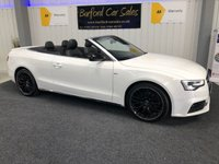 USED 2015 65 AUDI A5 2.0 TDI S LINE SPECIAL EDITION PLUS 2d AUTO 187 BHP