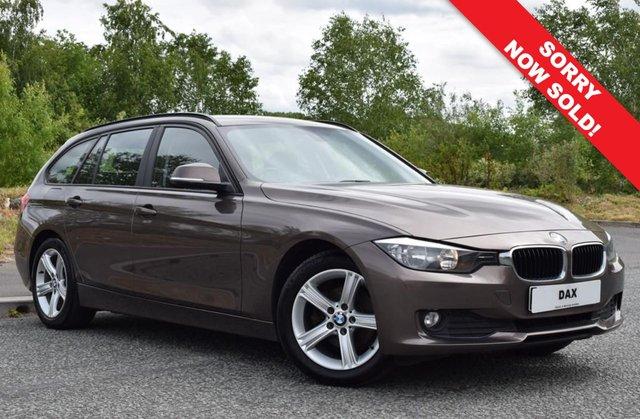 2013 63 BMW 3 SERIES 2.0 318D SE TOURING 5d 141 BHP