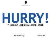 USED 2013 63 NISSAN JUKE 1.6 VISIA 5d 93 BHP