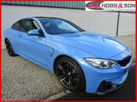 USED 2015 15 BMW M4 3.0 M4 2dr AUTO 426 BHP  **TOTALLY AS NEW WITH A FULL SERVICE HISTORY**