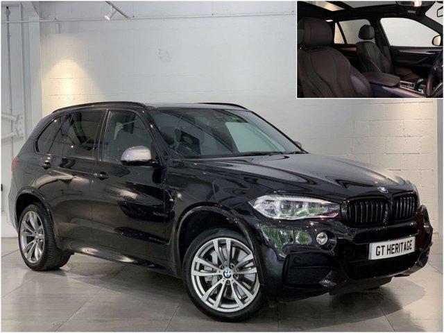 2015 15 BMW X5 M50D [PAN][7 SEATS][HK][376 BHP]