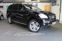 2010 MERCEDES-BENZ GL CLASS 3.0 GL350 CDI BLUEEFFICIENCY 5d AUTO 224 BHP £14490.00