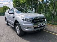 USED 2016 66 FORD RANGER 3.2 LIMITED 4X4 DCB TDCI 1d 197 BHP All Vehicles with minimum 6 months Warranty, Van Ninja Health Check and cannot be beaten on price!