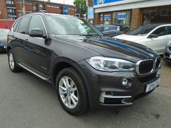 2015 BMW X5 3.0 XDRIVE30D SE 5d AUTO 255 BHP £23249.00