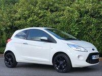2015 FORD KA 1.2 METAL 3d 69 BHP £5850.00