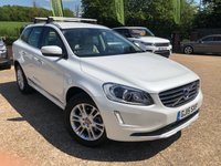 2015 VOLVO XC60 2.4 D5 SE LUX NAV AWD 5d AUTO 212 BHP £18000.00