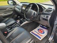 USED 2015 65 MITSUBISHI L200 2.4 DI-D 4X4 WARRIOR DCB 1d 178 BHP