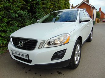 2008 VOLVO XC60 3.0 PETROL T6 SE AUTOMATIC AWD - FULL VOLVO SERVICE HISTORY - ONE OWNER FROM NEW - ULEZ COMPLIANT £11990.00