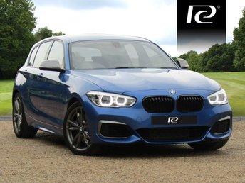 2016 BMW 1 SERIES 3.0 M135I 5d AUTO 322 BHP £19990.00