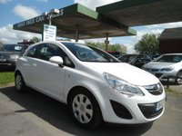 USED 2011 61 VAUXHALL CORSA 1.4 EXCLUSIV 3d AUTO 98 BHP ONE OWNER FROM NEW