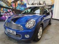 2015 MINI COUPE 1.6 COOPER 2d 120 BHP £8494.00