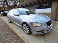 USED 2010 60 JAGUAR XF 3.0 V6 S LUXURY 4d AUTO 275 BHP