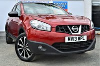 USED 2013 13 NISSAN QASHQAI+2 1.6 DCI 360 IS PLUS 2 5d 130 BHP 1 FORMER KEEPER