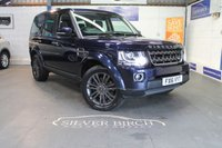 2016 LAND ROVER DISCOVERY 3.0 SDV6 GRAPHITE 5d AUTO 255 BHP £22990.00