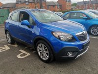 USED 2015 65 VAUXHALL MOKKA 1.4 TECH LINE 5d AUTO 138 BHP AUTOMATIC ONLY 5875 MILES FROM NEW! LOW CO2 EMISSIONS (149G/KM),  GREAT SPEC TECH LINE MODEL WITH ALLOY WHEELS, PARKING SENSORS, SAT NAV, CRUISE CONTROL, BLUETOOTH. MEETS ALL EMISSION STANDARDS