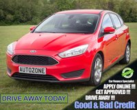 USED 2015 15 FORD FOCUS 1.5 STYLE TDCI 5d 94 BHP