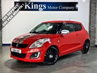 USED 2014 14 SUZUKI SWIFT 1.2 SZ3 3dr  Ideal First Car,,, Bluetooth, Drive Away SAME DAY !!