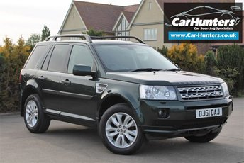 2011 LAND ROVER FREELANDER 2.2 SD4 HSE 5d 190 BHP £10995.00