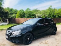 2015 MERCEDES-BENZ A CLASS 1.5 A180 CDI SPORT EDITION 5d AUTO 107 BHP £SOLD