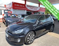 USED 2012 62 VOLKSWAGEN GOLF 2.0 GTD TDI 5d 170 BHP *ONLY 70,000 MILES*