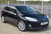 USED 2012 61 FORD FOCUS 1.6 TITANIUM X 5d 148 BHP Free 12  month warranty