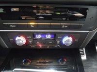 USED 2015 65 AUDI A6 2.0 AVANT TDI ULTRA BLACK EDITION 5d AUTO 188 BHP FULL LEATHER, CLIMATE CONTROL, SAT NAV, CRUISE CONTROL