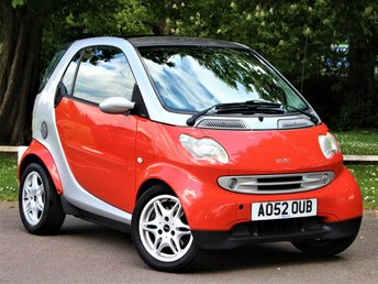 2002 MCC                       CITY 0.6 PASSION SOFTOUCH 2d AUTO 54 BHP £1495.00