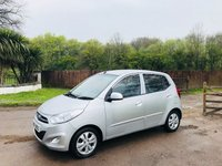 2013 HYUNDAI I10 1.2 ACTIVE 5d 85 BHP £SOLD