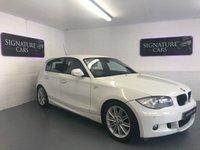 2011 BMW 1 SERIES 2.0 120D M SPORT 5d 175 BHP £6300.00