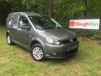 2014 VOLKSWAGEN CADDY 1.6 C20 TDI HIGHLINE 102PS £8495.00