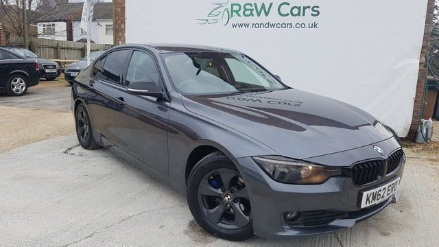 2012 62 BMW 3 SERIES 2.0 320D START-STOP 320 EFFICIENTDYNAMICS 2012