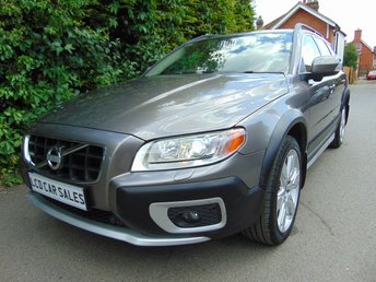 2010 VOLVO XC70 2.4 D5 SE LUX AUTOMATIC AWD £6990.00