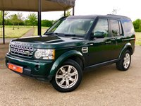 2009 LAND ROVER DISCOVERY 4 3.0 TDV6 XS AUTO 245 BHP 7 SEATER 5 DR ESTATE £6995.00