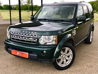 USED 2009 59 LAND ROVER DISCOVERY 4 3.0 TDV6 XS AUTO 245 BHP 7 SEATER 5 DR ESTATE +CAMBELT DONE+ REQUIRES ATTENTION