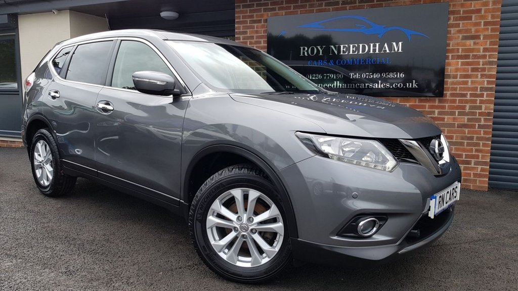 USED 2016 16 NISSAN X-TRAIL 1.6 DCI ACENTA 5DR 5 SEAT 130 BHP *** FULL HISTORY - PAN ROOF - SENSORS ***